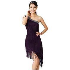 Womens Ballroom Salsa Samba Rumba Tango Swing Rhythm Latin Dance Dress. Our size are not standard size to your country's people, Maybe smaller than standard size. So make sure to check the size detail before bidding, Hope you will not choose wrong size,Compare the detail sizes with yours, please allow 0.5 inch differs due to. Please kindly understand that maybe the COLOR is not 100% the same as the actual product because of the camera, monitor, or any other reasonable matters. Please note...