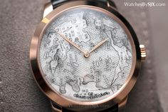 Watches by SJX: Girard-Perregaux Introduces The Chamber of Wonders...