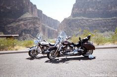 Touring On Motorcycles