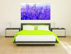 Fototapety - Rastliny a kvety   Levanduľa   IzbaDekor.sk - všade dobre doma najkrajšie Vám ponúka: nálepky na stenu, moderné obrazy, fototapety a iné dekorácie na stenu