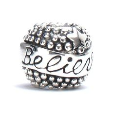 Moress Believe Ball with Stars - Solid 925 Sterling Silver European Charm Bead - Compatible Brand Bracelets : Authentic Pandora, Chamilia, Moress, Troll, Ohm, Zable, Biagi, Kay's Charmed Memories, Kohl's, Persona & more! Moress Bead Charms,http://www.amazon.com/dp/B00FFZ9SJO/ref=cm_sw_r_pi_dp_YlPHsb1ZXVFEZN39