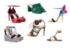 NON C'È ESTATE SENZA SANDALI: tendenze moda per l'estate 2017!!!