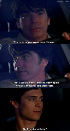 Sandy and Seth Cohen had the kind of father-son relationship you've always wanted.