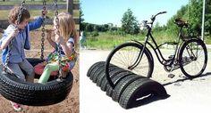 El estacionamiento de bicicletas se puede instalar en casa o parcela y es parte de tu jardín. Buenísimo.