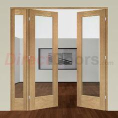 Image of Easi-Frame Oak Door Set, GOSHAP10-COEOP11L, 2005mm Height, 1889mm Wide.