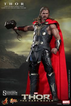 Hot Toys: Thor - Asgardian Light Armor Sixth Scale Figure Pre-Orders Go Live
