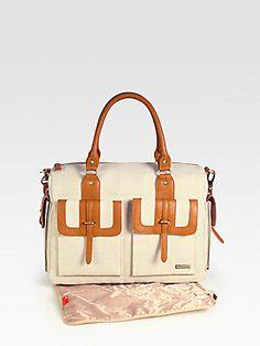 #Storksak Sofia Baby #Bag | #SaksFifthAvenue