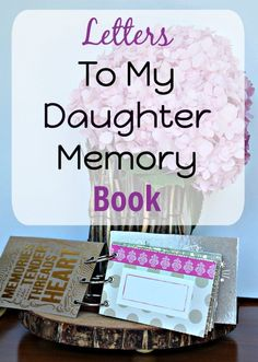 Tutorial for creating an envelope memory book where you can write and store letters for your daughter (or son) to use as a keepsake throughout the years. Envelope Book, Envelope Design, Letter To Daughter, To My Daughter, Mother Daughters, Baby Memories, Family Memories, Mother Memory, Mothers