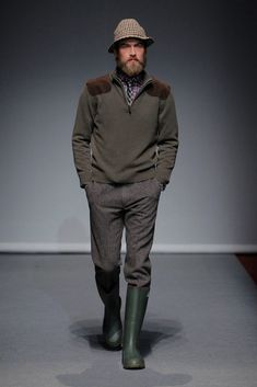 Lukas Pelinka | Shows | Madrid Fashion Week | 2015-16 Fall/Winter Mirto | #LukasPelinka