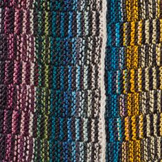 Color Mill Scarf