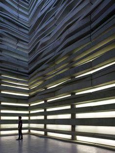 """Interior do edifício """"Peres Place House"""""""