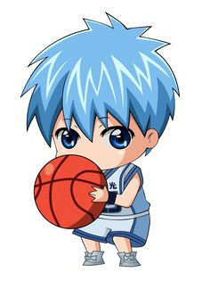 NOMINATIONS》 Chibi of the Month (・ ̫・) - Forums - MyAnimeList.net Kuroko Chibi, Kawaii Anime, Kawaii Chibi, Cute Chibi, Anime Chibi, Manga Anime, Basketball Drawings, Basketball Anime, Chibi Boy