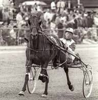 Rum Customer and Billy Haughton win the 1968 Little Brown Jug