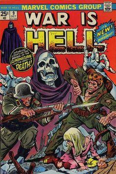 War Is Hell (1974-1975)