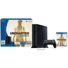 PlayStation 4 UNCHARTED: The Nathan Drake Collection Console Disc Bundle (PS4)