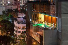 Viajes: Cinco hoteles de lujo en medio de la gran ciudad y con piscina. Noticias de Ocio