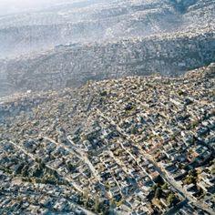Cidade do México. - 32 vistas incríveis que você somente veria se fosse um pássaro 20