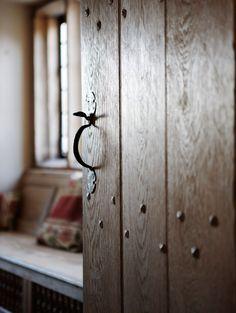 Interior Oak Door