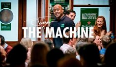 Heineken – The Jonah Lomu Machine By Rothco, Ireland