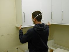 Learn More about our Intensive Kitchen Fitting Course in our website: http://www.coventrybuildingworkshop.co.uk/intensive-courses-kitchen-fitting  Like Us On Facebook: https://www.facebook.com/CoventryBuildingWorkshopLtd?ref=hl  Follow Us on Twitter: https://twitter.com/CBWCWW  Subscribe to Our Channel on YouTube: http://www.youtube.com/user/CBWCWW  Do Not Forget to Share, Like or Comment!