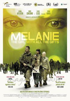 Estrenos de Cine de la Semana… 3 de Febrero 2017 - Melanie. The Girl With All The Gifts