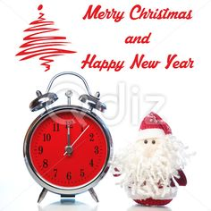 Qdiz Stock Images Christmas greeting card,  #alarm #analog #antique #background #beard #card #celebration #Christmas #Circle #classic #Claus #Clause #Clock #closeup #color #colorful #deadline #decoration #decorative #doll #eve #face #Father #figure #front #frost #fun #funny #greeting #holiday #hour #little #Merry #midnight #new #object #old #red #retro #Santa #small #Time #toy #traditional #twelve #vintage #white #xmas #year