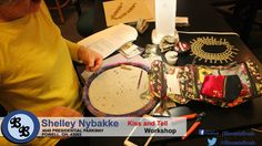 (4/11 @shelleynybakke Kiss and Tell Workshop) #Live #Workshop #Necklace #KissandTell