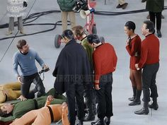 The ultimate decision to put the original Star Trek series on the air back in 1966 fell into the hands of Lucille Ball. Description from markosun.wordpress.com. I searched for this on bing.com/images
