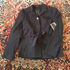 Theory blazer Classic navy blue theory blazer. Very sophisticated Theory Jackets & Coats Blazers
