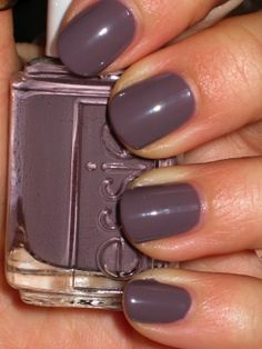 Essie -- Merino Cool...wearing this right now!