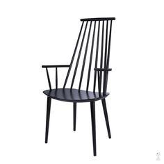 DESIGNDELICATESSEN - HAY - FDB J110 - stol i sort. fra 1.505 NOK