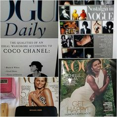 VOGUE NEWS&TRENDS. FASHION WORLD Paris, New York, London, Sweden...So far I can temember I was Little Girl, Dreaming FASHION I have FOLLOWED DESIG&Designer...Famois&CLASSIC YSL, CHANEL, DIOR,...NEW DOLCE&GABBANA, Oscar De La Renta, Jimmy Choo&Michael Kors...WATCH&Follow my BLOG....SEE U. SMILE @voguemagazine @vogueparis #newyork #usa #paris #milano #stockholm #london #fashion #world #europe #finland #desig #designer #famous #blog #blogilates ☺