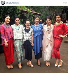 Kebaya casual modern More