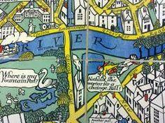 「Wonderground Map of London Town was born」の画像検索結果