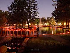Theta Pond at Oklahoma State University