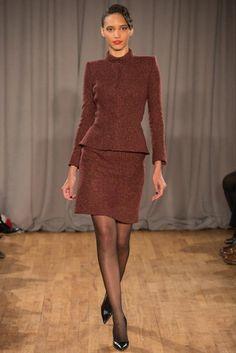 2014 - 2015 Sonbahar Kış Bayan Giyim Modası - Zac Posen
