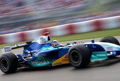 Jacques Villeneuve  Sauber - Petronas 2005