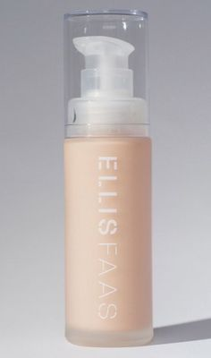 Ellis Faas foundation - the holy grail of foundations. Need to check this out at the Cosmopolitan!