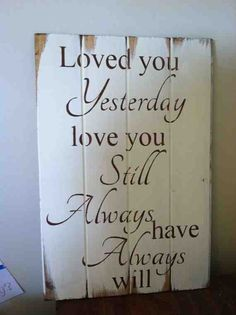 I think it must be love... Xxx