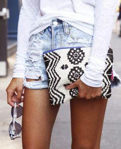 we love tribal! fashion fix