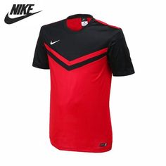 Cheap nike short sleeves, Buy Quality nike new arrival directly from China mens nike t-shirts Suppliers: Original New Arrival NIKE DRI-FIT Men's T-shirts short sleeve Sportswear Nike Original, Sport T Shirt, Polo Shirt, Nike Shorts, Nike Dri Fit, Mens Fitness, Sport Outfits, Nike Women, Sportswear