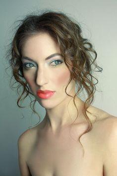 Birgit #Pastels #Photography #Beauty #Portfolio #Headshot #Model #Fashion #Print #Followme http//:MargaretKimura.com #Makeup #hair