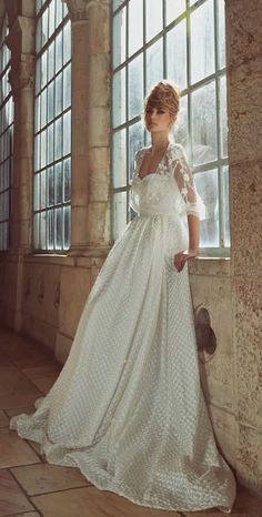 Tal Kahlon 2013 Bridal Collection   http://www.bellethemagazine.com/2013/12/tal-kahlon-2013-bridal-collection.html