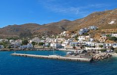 Port of Tilos island, Dodecanese Private Yacht, Greece Travel, Greek Islands, River, Explore, Country, Places, Landscapes, Destinations