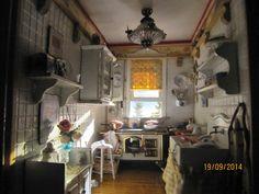 Lulabyminihouse: Así va quedando mi cocina