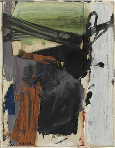 Franz Kline | 1910-1962, USA, Informal Art