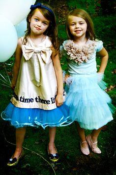 Es & Es kids clothing is cute! Love the storybook dress