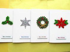 Christmas card pack Christmas cards Christmas card set Xmas