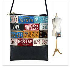 SALE Mini Shoulder Bag Mini Cross Body Bag by janinekingdesigns