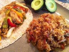 """Mexican (Spanish) """"Rice"""" - Low Carb, Paleo, Gluten Free - 6g net carbs per serving / Peace, Love, and Low Carb"""